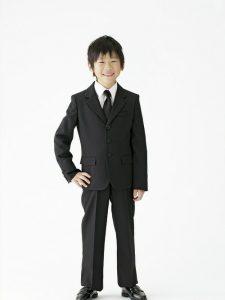 葬式のときのスーツのボタン2