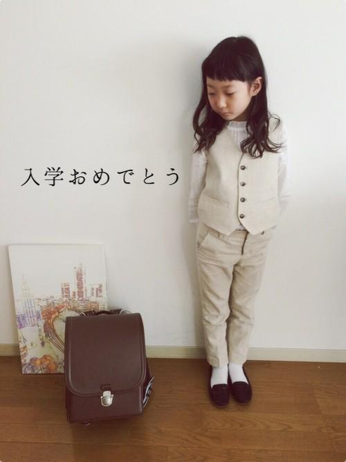 入学式服装6