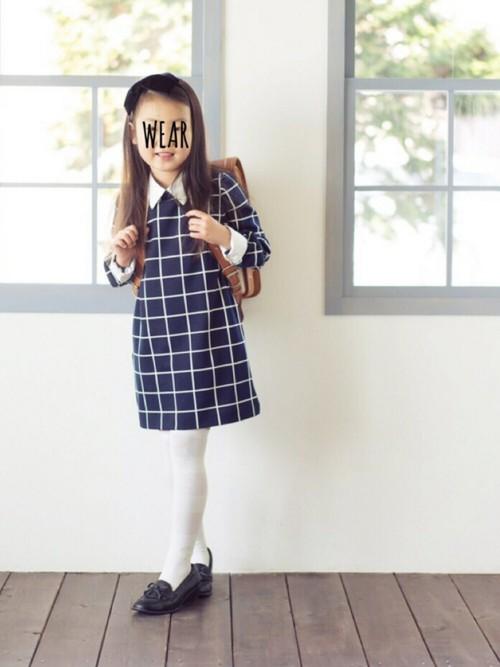 入学式服装5