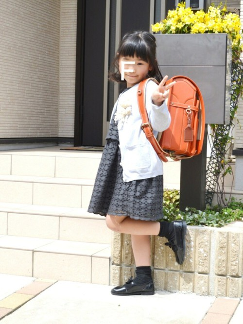 入学式服装3