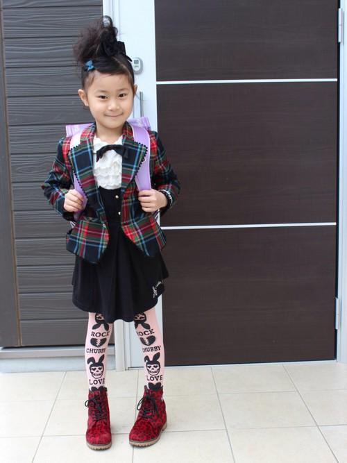 入学式服装2