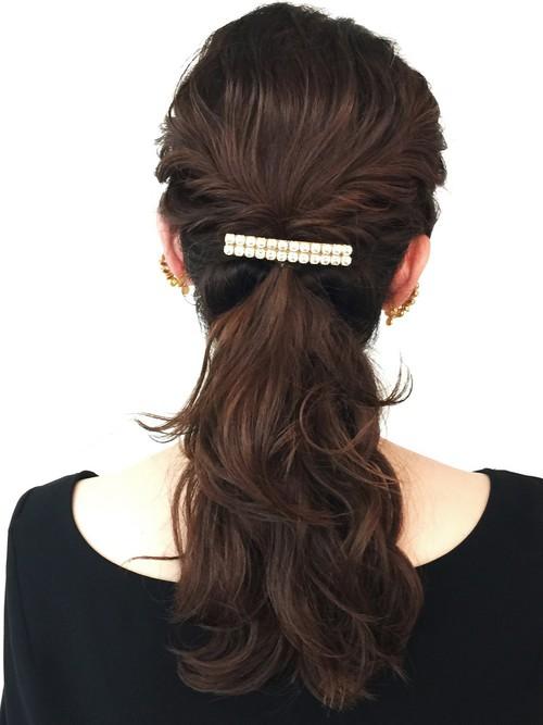 葬式髪型3