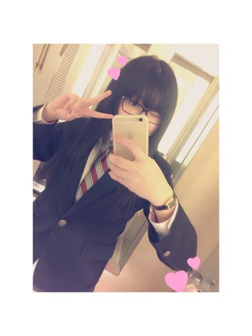 中学校入学式髪型4