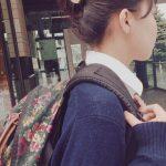 高校入学式髪型4