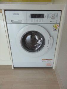 洗濯機の振動対策1
