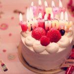 誕生日のメッセージ1