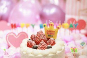 誕生日の一言1