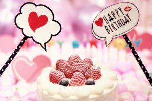 誕生日の一言2