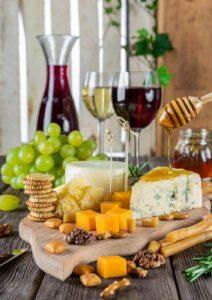 臭いチーズの食べ方1