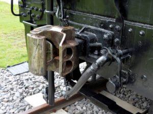 電車の連結